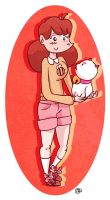 Bee and PuppyCat by tarunbanned