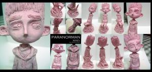 ParaNorman Figure by ninevsnine