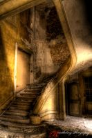Abandoned office building 3 by xMAXIx