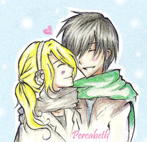 Percabeth (: by winter-monsoon