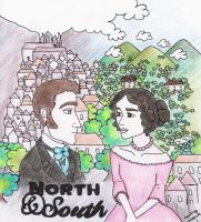 North and South by Jen7waters