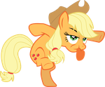 Apple Hat Dances by d3rb