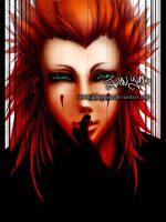 Axel - Shhh by JohnYume