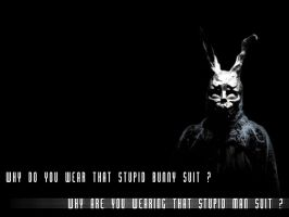 Donnie Darko Wallpaper by GreGfield