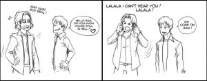 SPN : LALALA by floangel