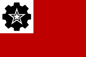 Syndicalist Union of New England by Wyyt