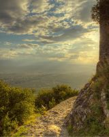 Greece - Mystras - 03 by GiardQatar