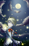 AHP Dance of fireflies by SR-Anrika04