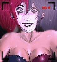 Harley Quinn - Twisted by FalconSketcher