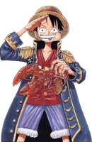 One Piece Png by bloomsama