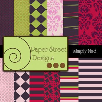 Simply Mad by paperstreetdesigns