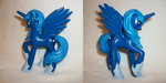 Princess Luna Custom 2 by PrettyKitty