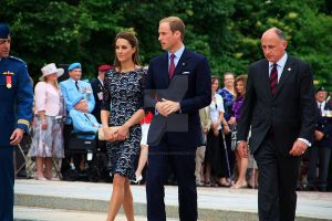 Prince William and Kate by shellybelly1989