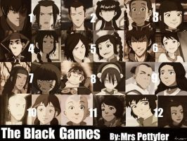 The Black Games Tributes by Trussrr