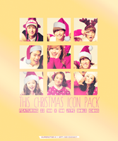 THIS CHRISTMAS Icon Pack by superstar-k