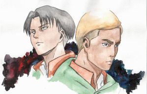 levi-erwin by hytil