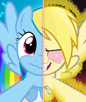 MLP - Two Sides: Elements of Destruction (textless by Snicketbar