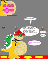 Bowser Ate Peach by samus0suit