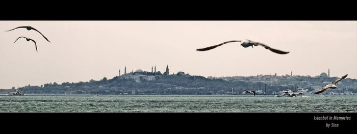 Istanbul In Memories by sinademiral
