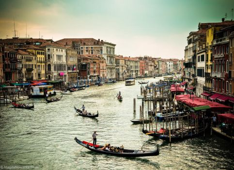 Postcard from Venice by schelly