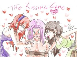 The Kissing Game by Swamnanthas