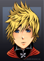 Roxas IV by the-merriest