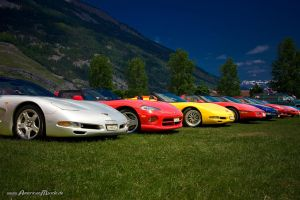 american sports cars by AmericanMuscle