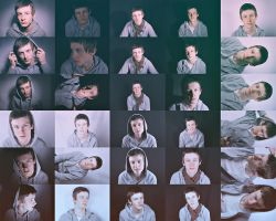 thirty faces by TOM-DSON