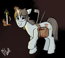 More Henry Pony by Wolfy-T