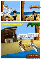 Life's a Beach Pg 3 Project by The-Seacow
