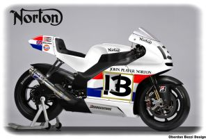 NORTON GP by obiboi