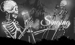 Signature - Singing forever by TifaxLockhart