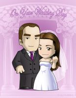 BiLY Cards - Wedding by CGVickers