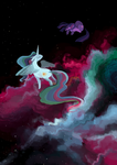Spacey - collaboration by ponywise