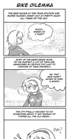 ToaG: Bike Dilemma by TriaElf9
