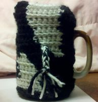 Cow Mug Cozy 4 by energeticjen