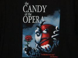 Candy of the Opera by TheInfernalDemon