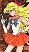 The Sailor Scout Of Love by guardian-of-moon