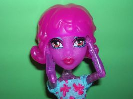 Listening to music by fanmonsterhigh