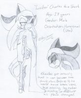 .:Sketch Ref:. Charles ''Lucifer'' the Shark by SilverfanNumberONE