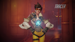 Overwatch Tracer Wallpaper - 1920 x 1080 by Mac117