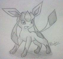 Glaceon 3 by Bluekiss131