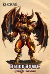 BB Khorne by Lubial