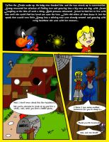 Corona Chapter 1 Page 9: Spark's Birth by Scratts