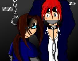 Me and Reno by jasmc44