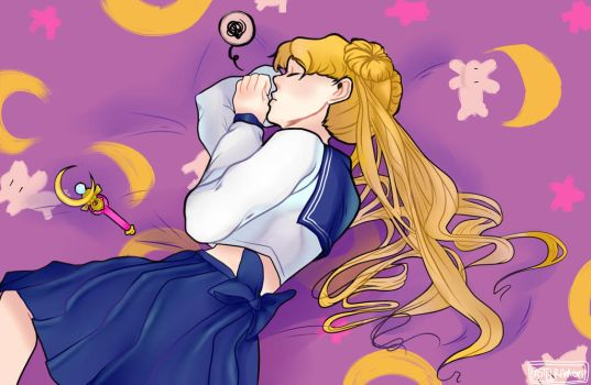 Usagi by Bubber-chuuu