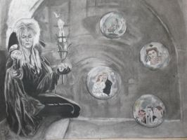 Welcome into the Labyrinth by kibasgirl4ever