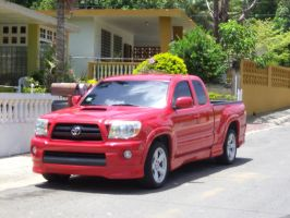 Toyota Tacoma X-Runner by Mister-Lou