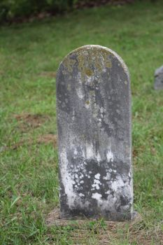 Old grave--Back by Irie-Stock