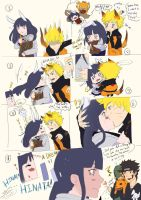 NaruHina: It Was A Dream by JcNight-Art